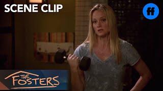 getlinkyoutube.com-The Fosters - Season 1: Episode 20 | Clip: Workout Plan