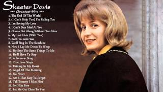 Skeeter Davis's Greatest Hits | The Very Best of Skeeter Davis