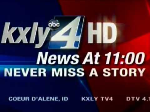 KXLY 4 HD News at 11 Talent Open
