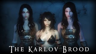 Skyrim: The Karlov Brood - A Vampire Follower Mod