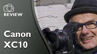 getlinkyoutube.com-Canon XC10 hands-on review in 4K