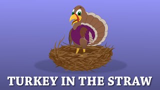 getlinkyoutube.com-Turkey In The Straw Song With Lyrics | American Folk Songs | Old Time Folk Music