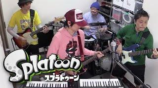 getlinkyoutube.com-スプラトゥーン(Splatoon) BGM『Splattack」ガチセッションしてみた【東京アクティブNEETs】