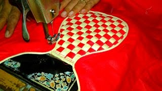 Kameez back neck cutting and stitching in hindi