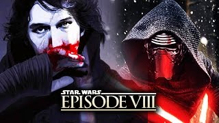 Star Wars Episode 8 - THE NEW KYLO REN TEASED!