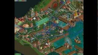 getlinkyoutube.com-Roller Coaster Tycoon 2: The Black Pearl (HD 720p)