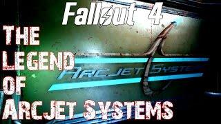 getlinkyoutube.com-Fallout 4- The Legend of ArcJet Systems
