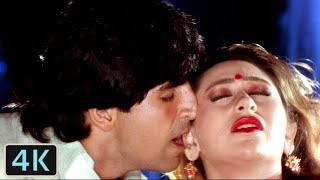 'Tera Yeh Dekh Ke Chehra' Full Video 4K Song - Akshay Kumar, Karishma Kapoor | Sapoot