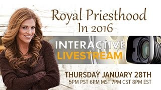getlinkyoutube.com-Royal Priesthood in 2016 with Katie Souza