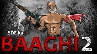 Baaghi 2 Trailer Spoof || Shudh Desi Ending