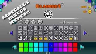 "Geometry Dash - Texture Pack ""ENDLESS"" by ME ¡¡UPDATE!! [NEW ICONS] [STEAM VERSION]"
