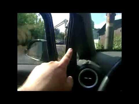 Установка видеорегистратора Axiom Car Vision 1000 в Opel Corsa D