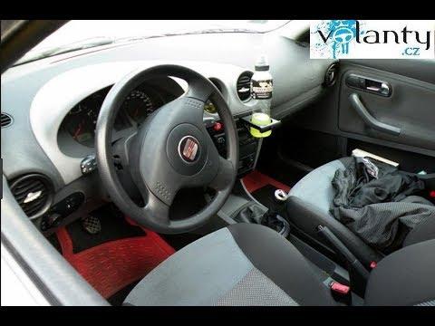 Как снять подушку безопасности Seat Ibiza 6L VOLANTY.CZ