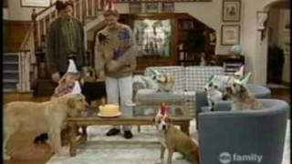 getlinkyoutube.com-Full House`s dog Comet
