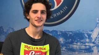 getlinkyoutube.com-Interview d'Adrien Rabiot par Malika Menard