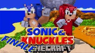 getlinkyoutube.com-Sonic Craft 4 (Sonic & Knuckles) FINALE w/ KKcomics and Gizzy Gazza!