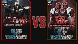 getlinkyoutube.com-Real Steel WRB Cardinal Chaos VS Twin Cities Final Championship NEW