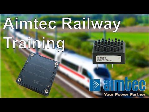 Aimtec Railway Training - Aimtec Academy