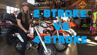 getlinkyoutube.com-Megan Griffiths: Should you buy a two stroke or a four stroke?