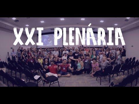 XXI Plenária Estadual - 2018