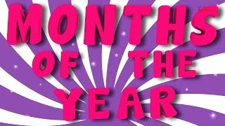 getlinkyoutube.com-Months of the year song