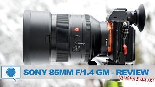 getlinkyoutube.com-Sony FE 85mm f/1.4 GM Lens REVIEW vs Sigma 85mm ART