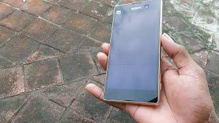 getlinkyoutube.com-Sony Xperia M5 Drop Test Results - DF Test