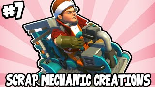 getlinkyoutube.com-Scrap Mechanic CREATIONS! - WORLD'S GREATEST CAR! [#7] W/AshDubh   Gameplay  