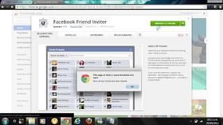 getlinkyoutube.com-como invitar a todos mis amigos de facebook a mi pagina 2014