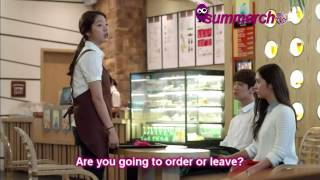 getlinkyoutube.com-[ENG SUB] The Heirs Episode 1 Bo Na&Chan Young (Krystal&Kang Min Hyuk) FULL CUT