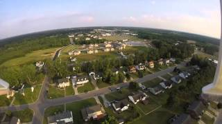 getlinkyoutube.com-Syma X8 drone with gopro! high altitude