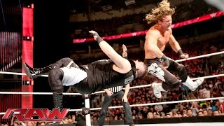 getlinkyoutube.com-Dolph Ziggler vs. Kevin Owens: Raw, February 8, 2016
