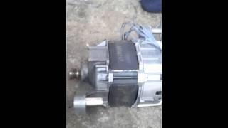 getlinkyoutube.com-Regolazione della velocità di un motore universale