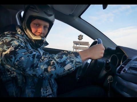 Автодром в Шушарах. Основы экстремального вождения