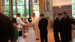 Denise & Eric 's Wedding Part 2