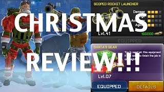 getlinkyoutube.com-Respawnables Christmas Review - Weapons/Gadgets!!!