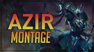 getlinkyoutube.com-Azir (Drift King) Montage