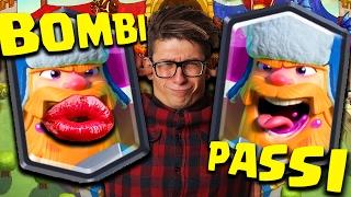 getlinkyoutube.com-CLASH ROYALE: LA BOMBI O LA PASSI ?! HO COMPRATO 3 BOSCAIOLI!!