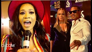 Mimi Faust Talks about Stevie j & Faith Evans Wedding & Karile Redd Engagement width=