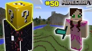 getlinkyoutube.com-Minecraft: LUCKY GOLEM CHALLENGE [EPS7] [50]