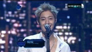 getlinkyoutube.com-김현중 Kim Hyun Joong Kiss Kiss 2011.7.14