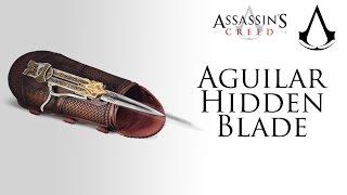 Assassin's Creed Movie | Ubisoft - Aguilar Hidden Blade Replica Review