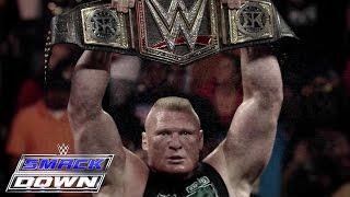 getlinkyoutube.com-Brock Lesnar vs. Seth Rollins: The Road to Battleground: SmackDown, July 16, 2015