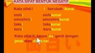 getlinkyoutube.com-Kata sifat bahasa jepang