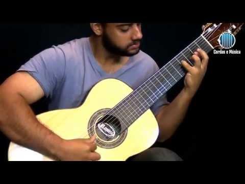 Violão 7 e 8 Cordas (AULA GRATUITA) Demonstrando as Baixarias no Choro - Cordas e Música