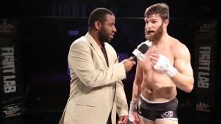 Fight Lab 52 Jordan Rinaldi Talks Win Over Lashawn Alcocks, Throwing Hands, &  Carolina Panthers