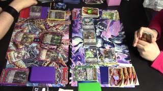 Cardfight!! Vanguard Gear Chronicle vs Oracle Think Tank