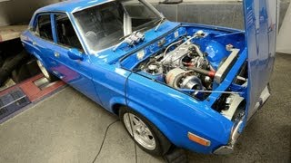 getlinkyoutube.com-RX4 Rotary 13B turbo dyno - Promaz