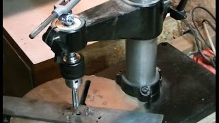 getlinkyoutube.com-Drill Press Tapping Guide