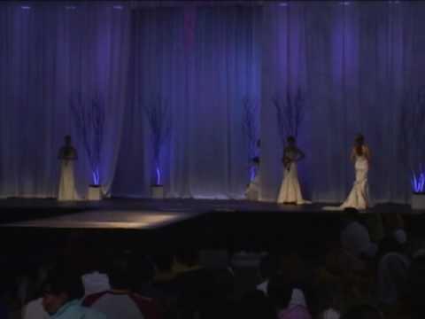 Rochii de mireasa Alfred Angelo runway show